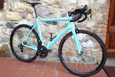 Bianchi Specialissima Bike Review