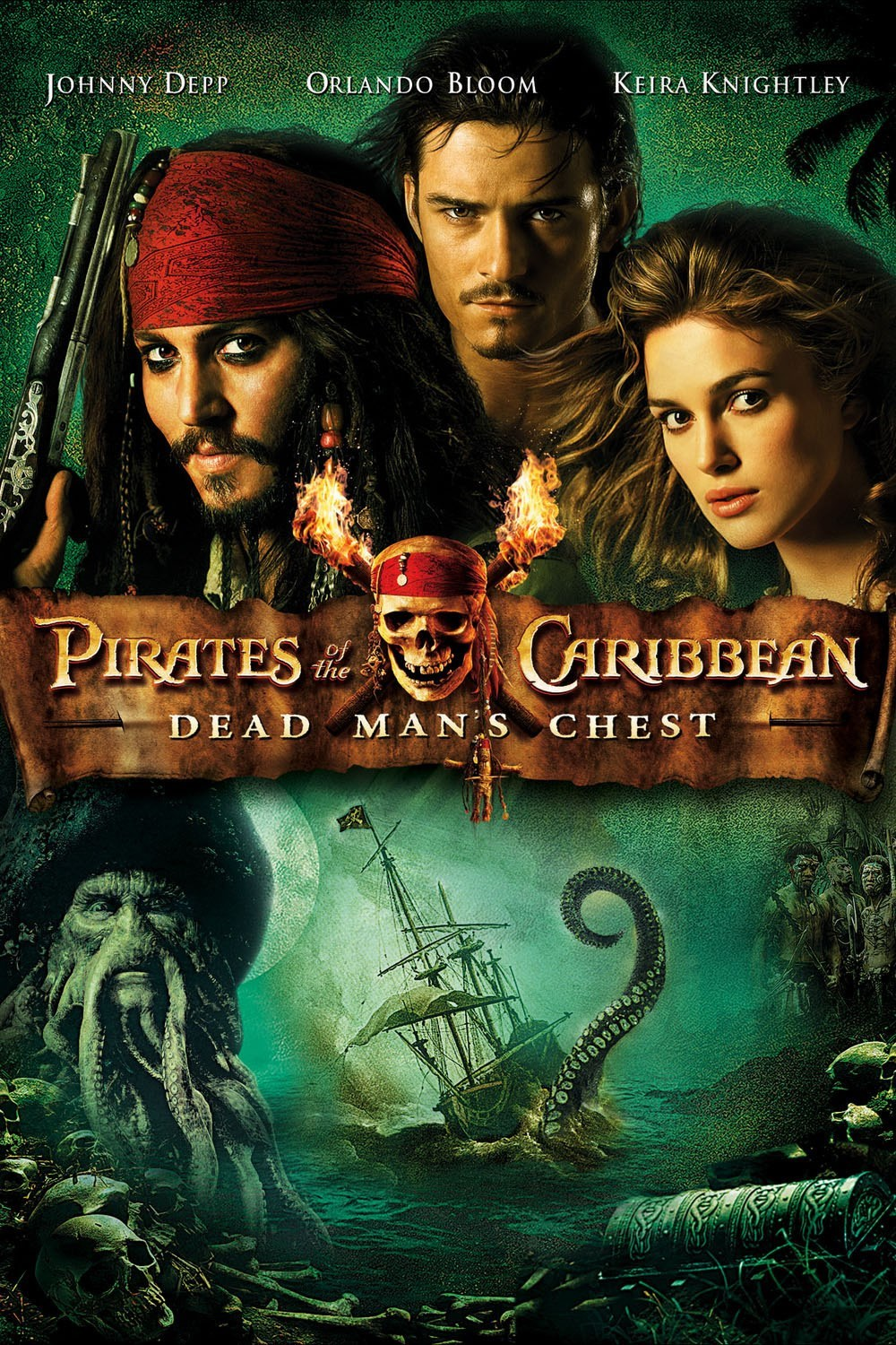 Pirates of the Caribbean 2: Dead Man's Chest (2006) ταινιες online seires oipeirates greek subs