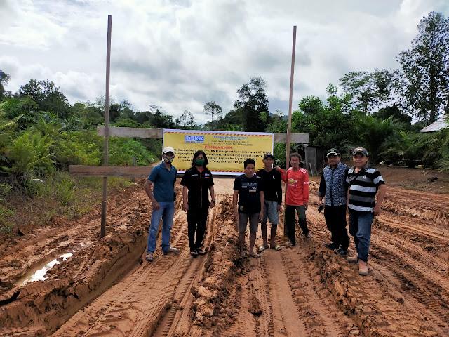Diduga Serobot Lahan, Warga Desa Supang Gugat PT KMJ