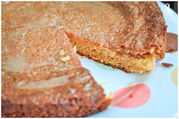 receita de bolo simples sem farinha