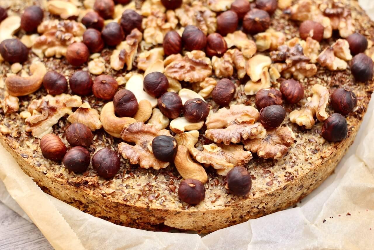 Körner-Nuss-Brot Rezept