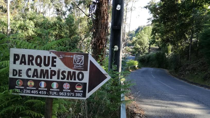 Parque de Campismo do Cabril
