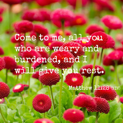 While I'm Waiting...5 Bible verses on grief