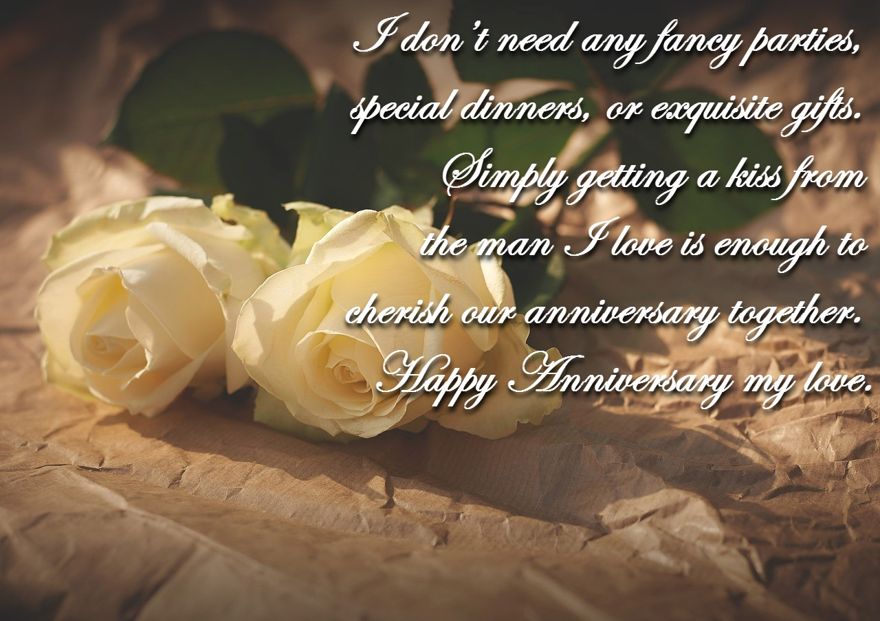 Quotes For Anniversary Anniversary Quotes For Him With Beautiful Pictures  Wedding