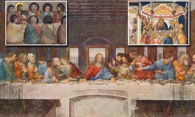 The Last Supper, Leonardo Da Vinci, End of the World