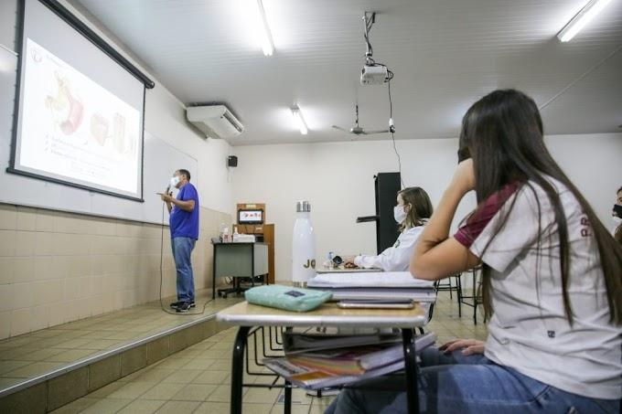 RECOMEÇO: Novo decreto do Governo libera retorno de aulas presenciais em Rondônia