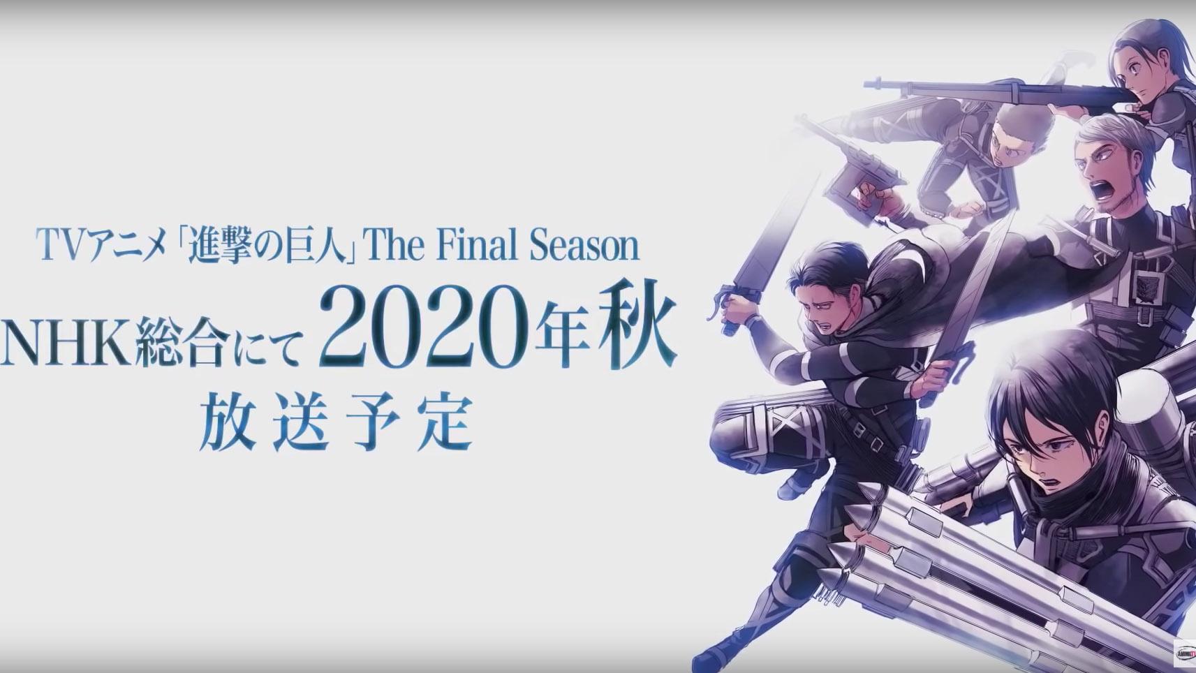 Nonton Attack on Titan Final Season
