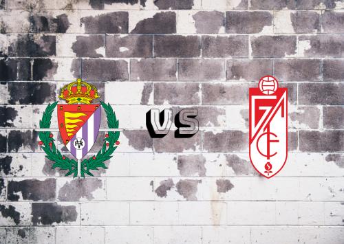 Real Valladolid vs Granada  Resumen
