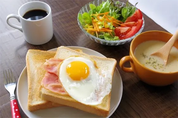 Breakfast Makeovers