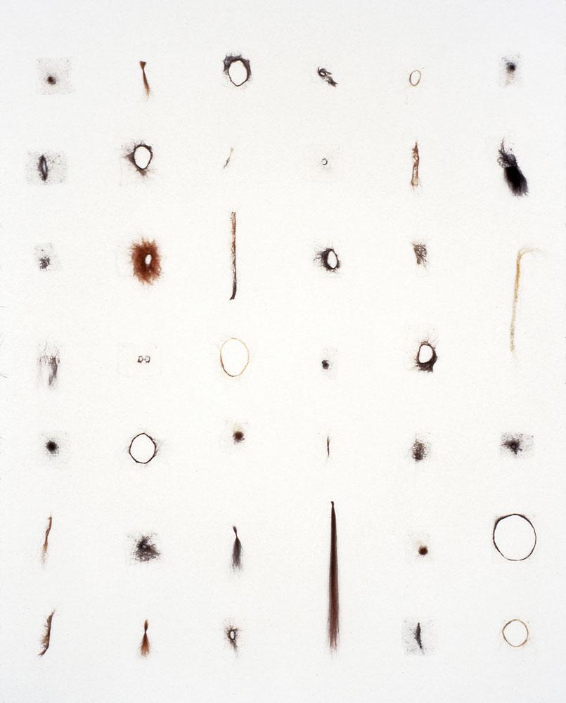 thread hair cut diagrams