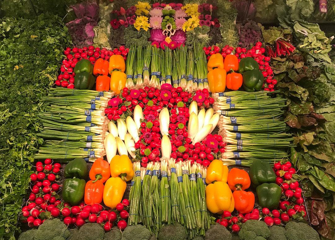 Pixel pals fileg for Vegetable design