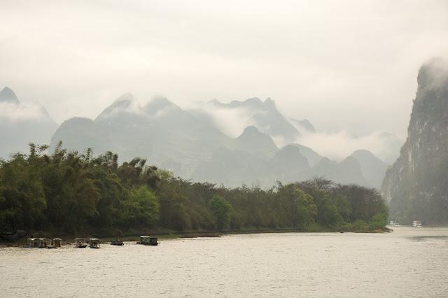 Li River, China, Guilin