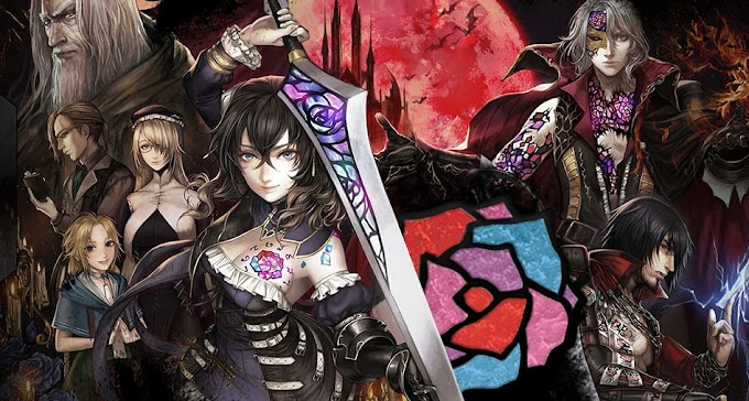 Análise: Bloodstained - Ritual of The Night