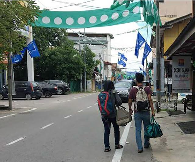 Kuala Besut Jetty to Perhentian Island