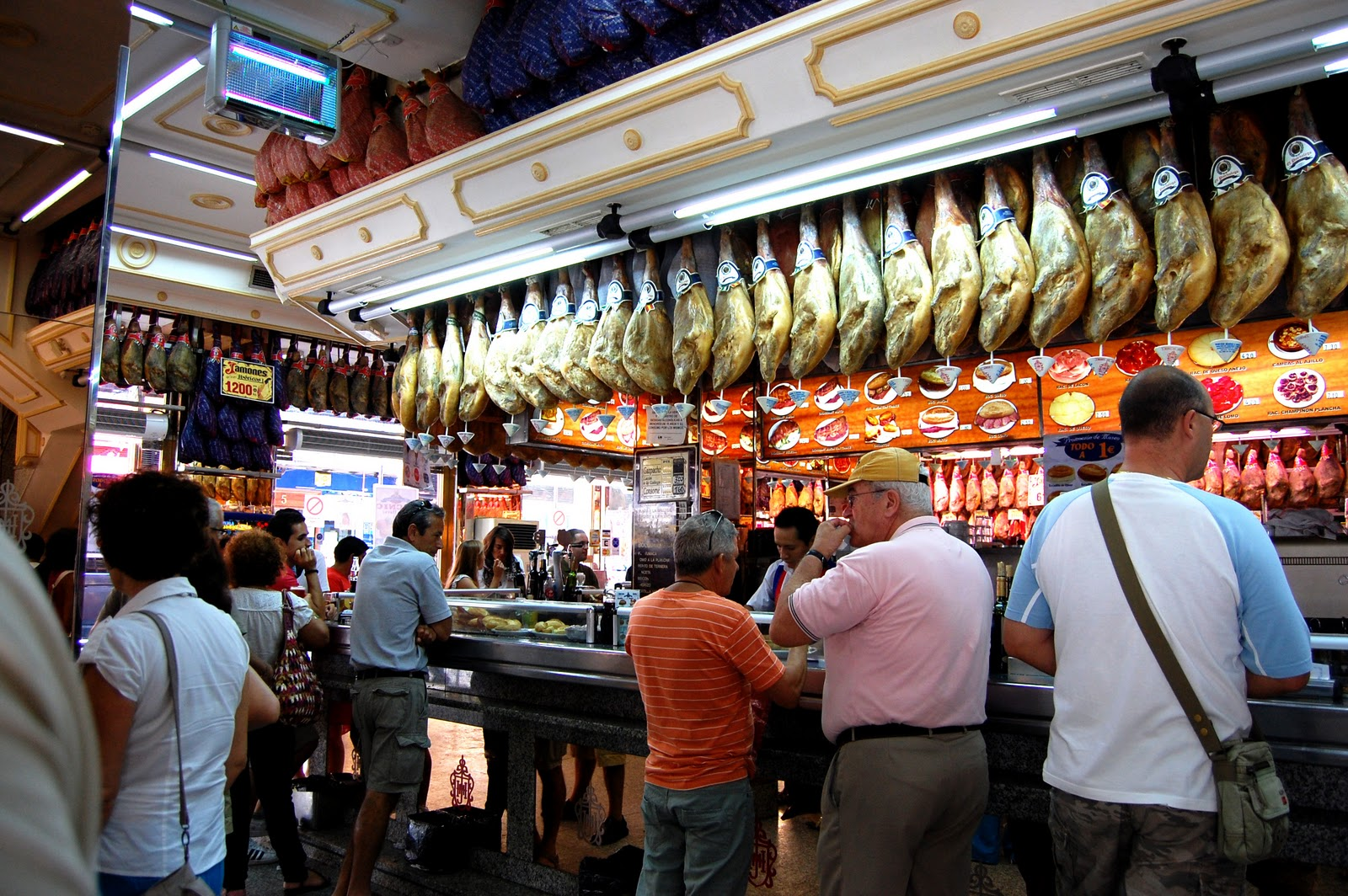 the jewish toledo why in spain all the restaurant and bars almost all my customers when they come to my jewish madrid tour ask me the same question this essay aims to clarify an unknown tradition of spain and