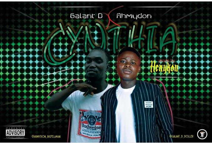 D Dollar ft Ahmydon - Cynthia (prod by Henykon)