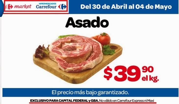 Volverse loco Ver a través de estafador  Ahorrar en la Argentina: Ofertas Carrefour