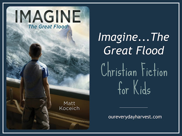 Review of Imagine...The Great Flood