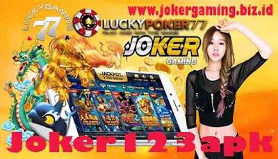 Joker123apk