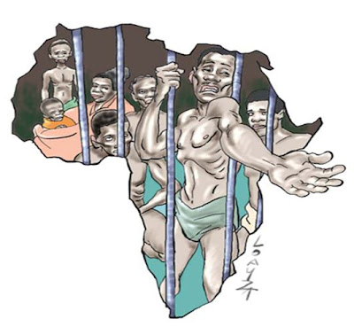 Cómo me duele África
