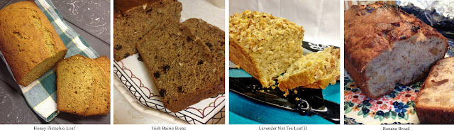 Dessert Loaves