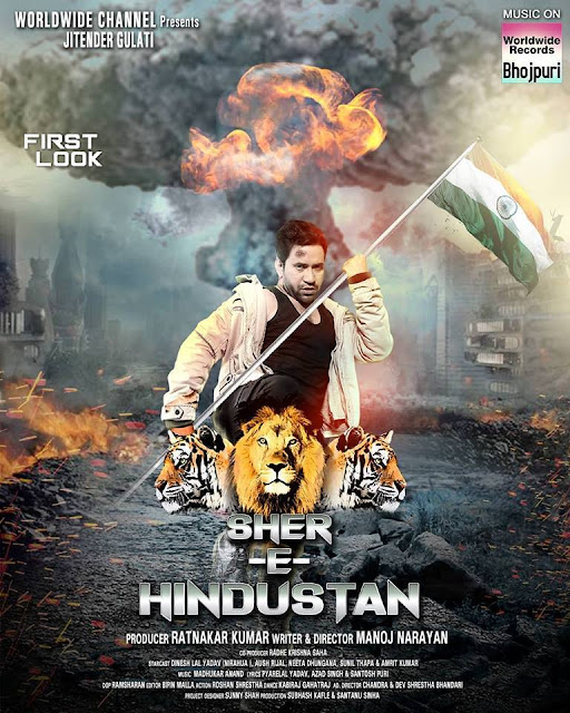 Sher E Hindustan Box Office Collection & Hit or Flop, Bhojpuri Movie Sher E Hindustan