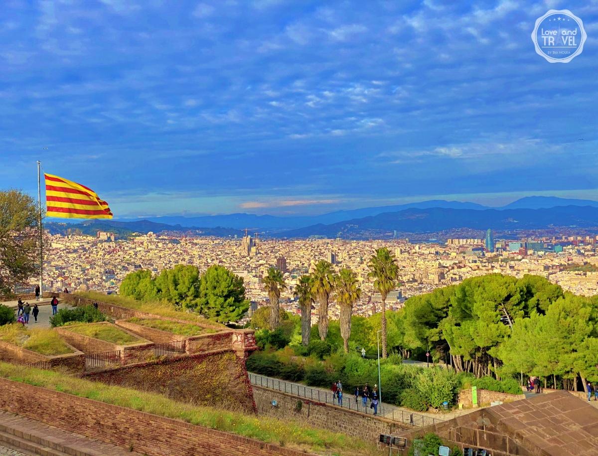 Montijuic Barcelona
