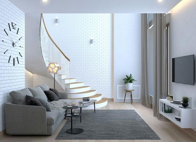 7 ideas de diseños de escalares para el interior de su casa