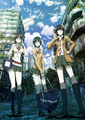 Coppelion [13/13] [HD] [MEGA]