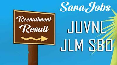 JUVNL Result