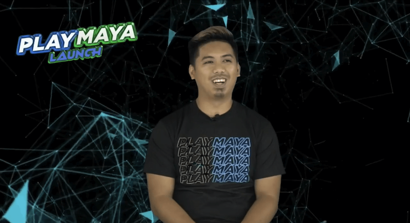 PlayMaya's brand ambassador, CongTV