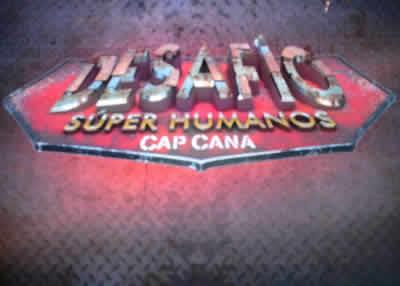 Desafío Súper Humanos Cap Cana
