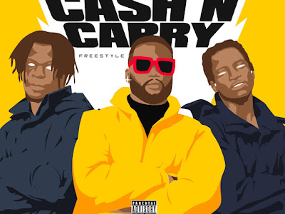DOWNLOAD MP3: GMG ft Shawndavoe X Emex X Famouz - Cash n Carry (FreeStyle)