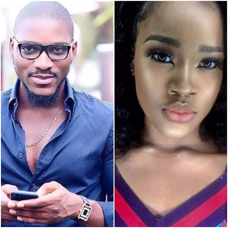 #BBNaija: Cee-C Gets Emotional As She Kisses Tobi While Dancing To Intimate Songs (Video)