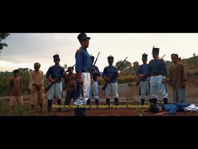 Film Sejarah Perang Banjar - Perjuangan PANGERAN ANTASARI