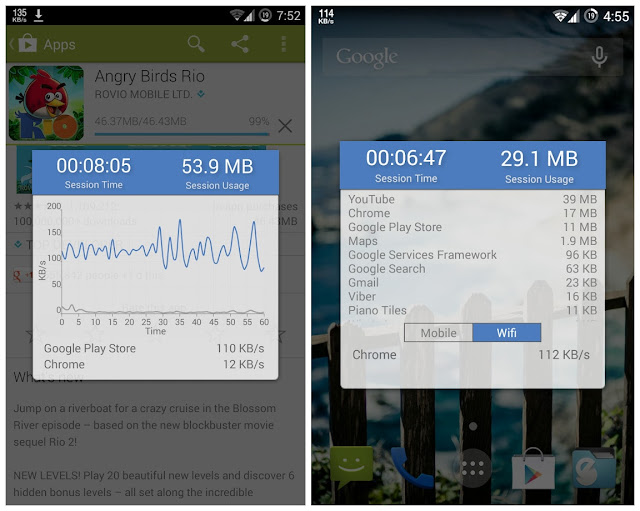 Internet Speed Meter APK Free Download
