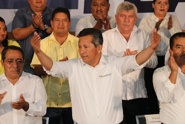 ¿Intenta destape de Carlos Reyes, como cabeza de corrientes perredistas que buscan la gubernatura de Guerrero, frenar a Evodio?