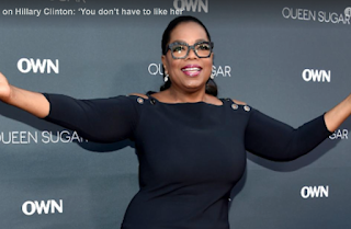 Oprah: 'You Don't Have To Like [Hillary]'