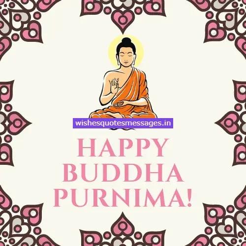Buddha Purnima Images for Whatsapp