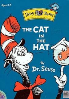 El gato en el sombrero - Dr.Seuss