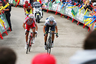 La Vuelta Cyclists, the Best Cyclists in the World, Purito and Valverde