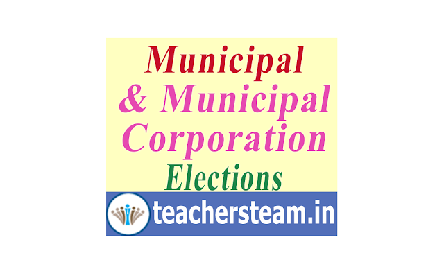 Proformas to be filled by the Presiding Officer during the polling for  Municipal & Municipal Corporation Elections