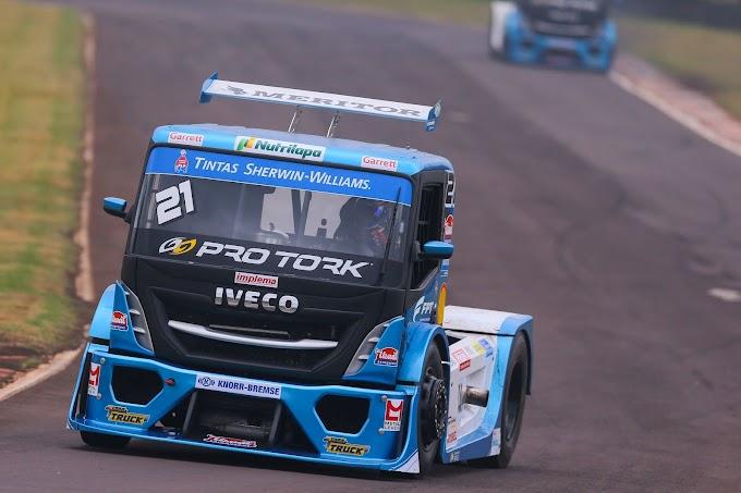 Brutos da IVECO prontos para a etapa de Goiânia (GO) da Copa Truck 2020