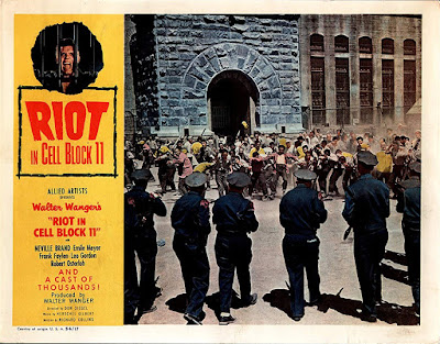Riot in Cell Block 11 (1954) full streaming movie
