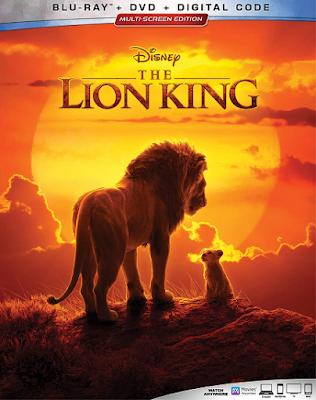 The Lion King [2019] [BD25] [Latino]