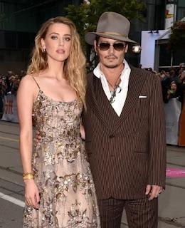 Johnny Depp, Amber Heard, trial, The Sun
