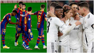 People to be blamed for Barcelona Clasico humiliation