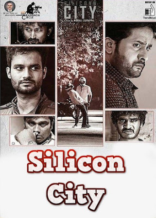 Poster Of Silicon City In Hindi Dubbed 300MB Compressed Small Size Pc Movie Free Download Only At worldfree4u.com