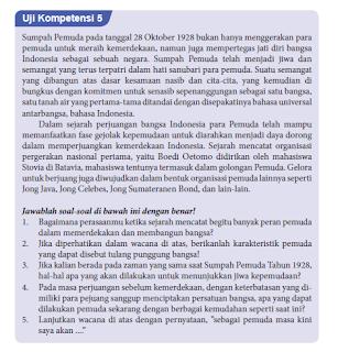 Uji Kompetensi 5 PKN Kelas 8 Halaman 125
