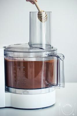 Aquafaba čokoladni mus